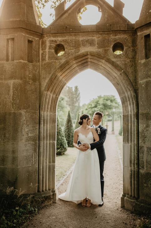 Wedding Photographer Schlosshotel Muenchhausen