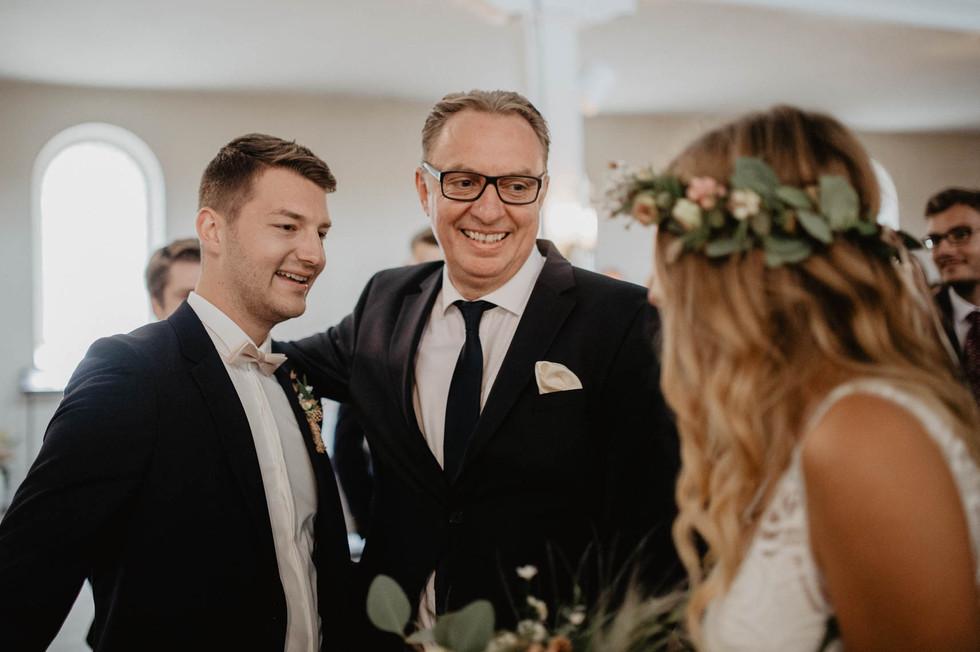Hochzeitsfotograf Hannover Kirche Brelingen Boho