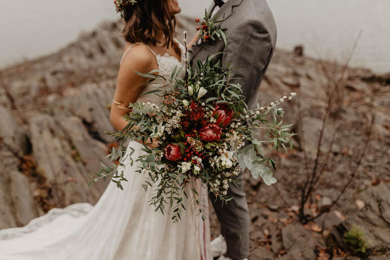 Wedding Photographer Harz Mountains After-Wedding Shooting