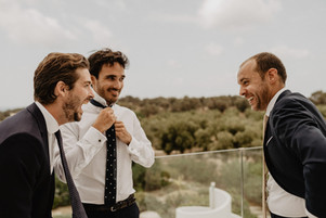 Wedding Photographer Crete villa white grace
