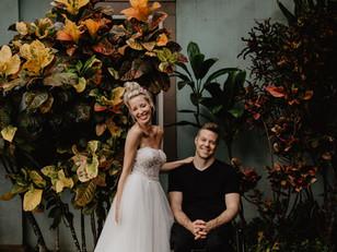 Afterwedding Shooting on Maui, Hawaii