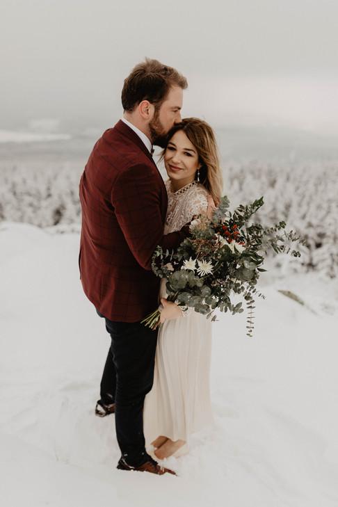 Hochzeitsfotograf Harz modern