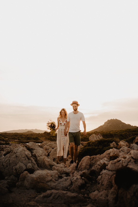 Elopement Mallorca Photographer