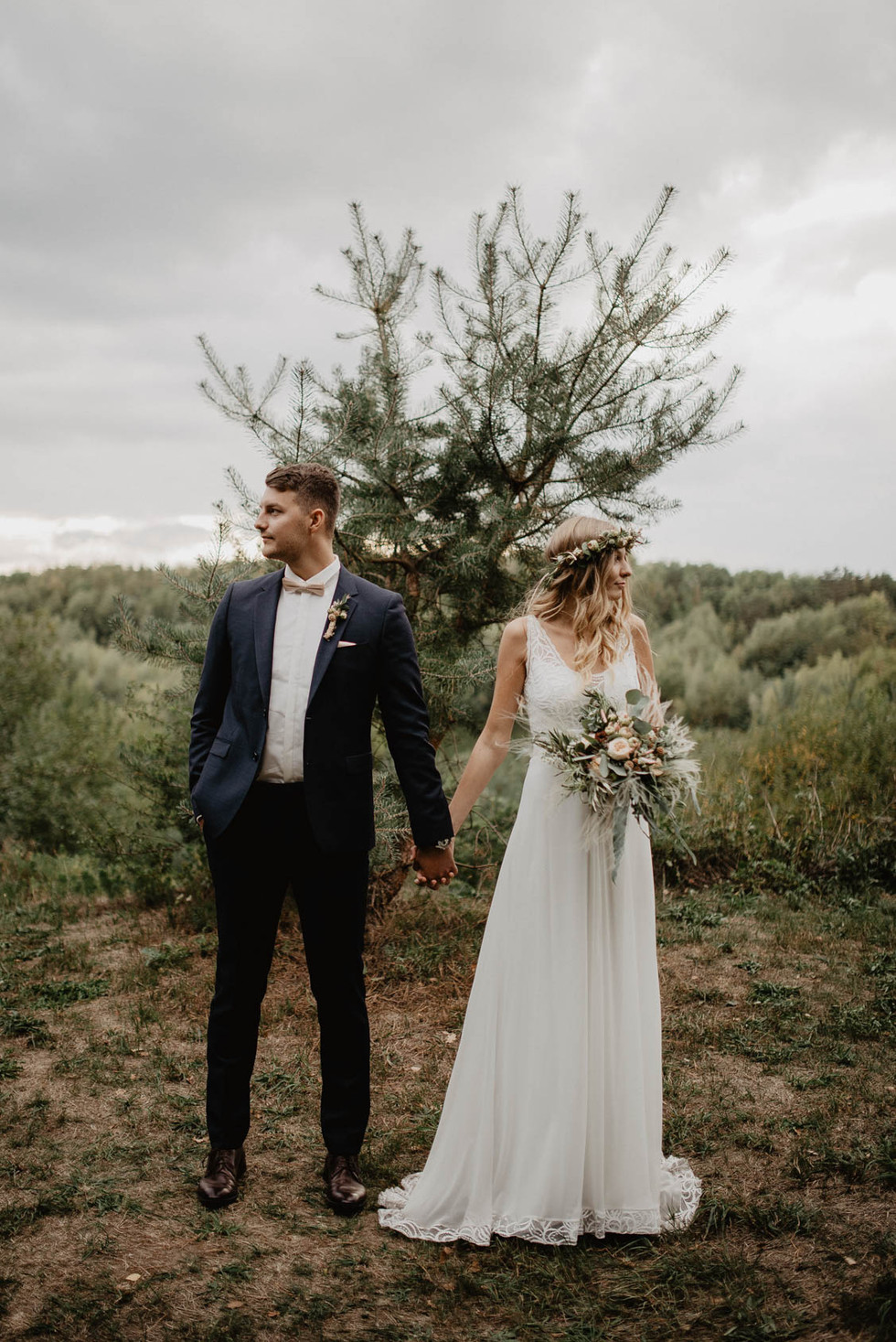Wedding photography Hannover Bohemian