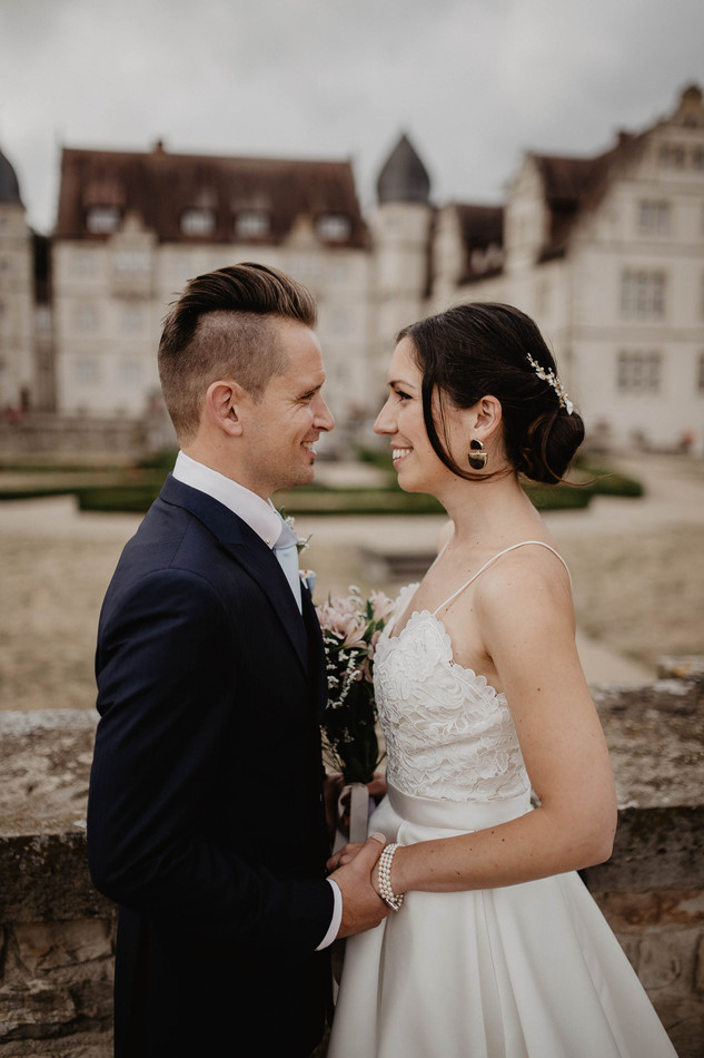 Hochzeitsfotograf Schlosshotel Münchhausen Aerzen Fine Art Hannover