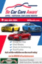 Copy of Car Rental Flyer Poster Template