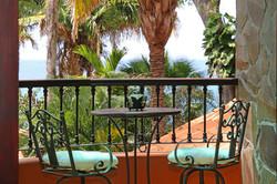 Mar y Sol balcony