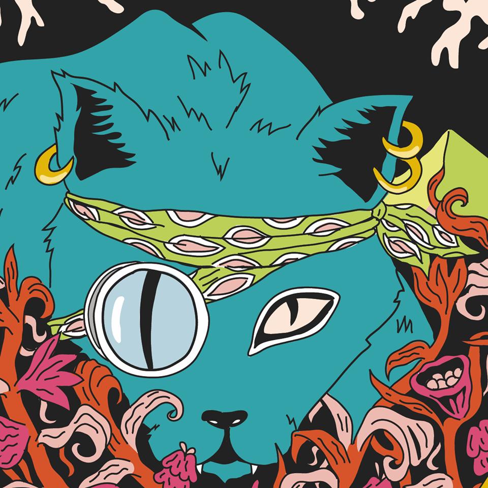 Écoutez les 4 titres du Spacio Cat EP sur Soundcloud.