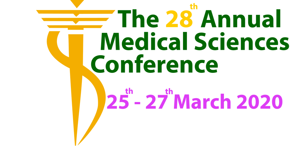 The 28th Annual Medical Sciences Conference