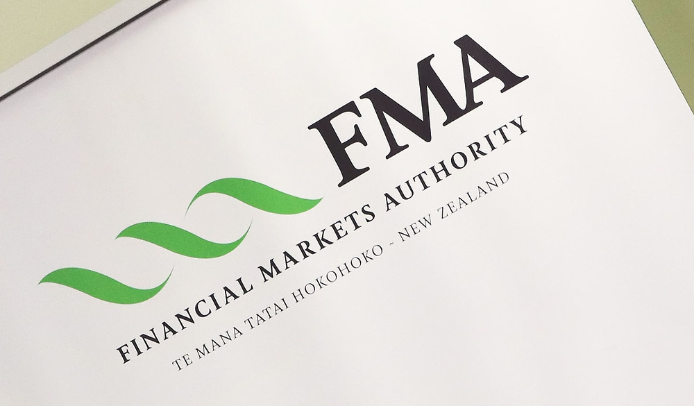 Financial Markets Authority logo