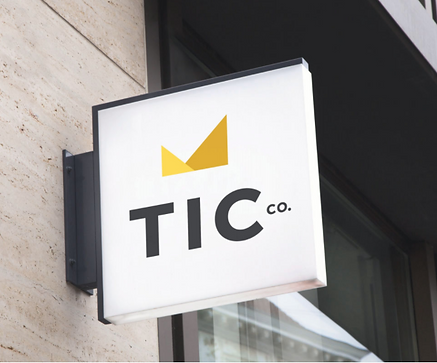 TIC-signage