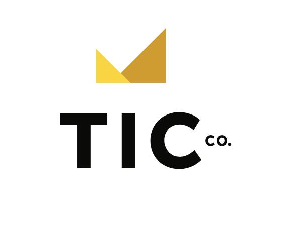The TIC Company Logo