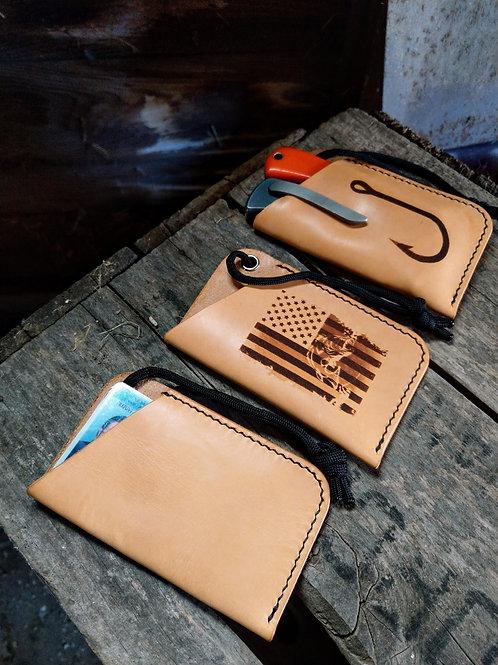Minimalist Wallet/ EDC Caddy