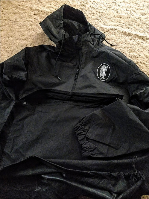Waterproof shell ( Zippered Pullover) See description.  One XL in stock