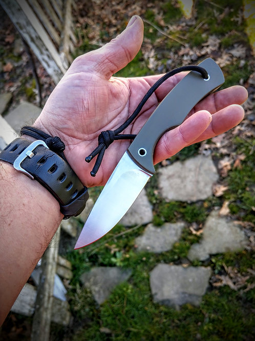 Fixed blade, CPM-154