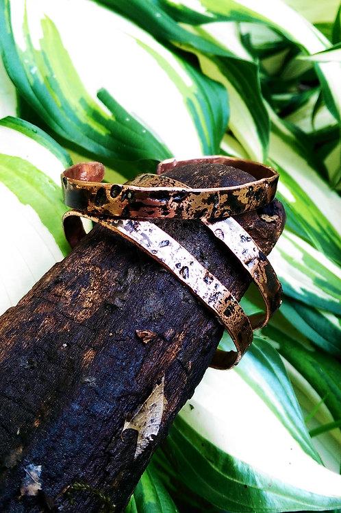 Copper Cuffs (Bracelets)