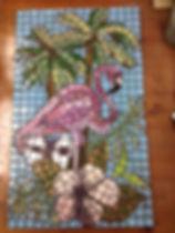 Becca's Flamingo.JPG