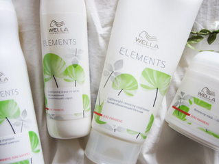 Wella Elements Hair Care