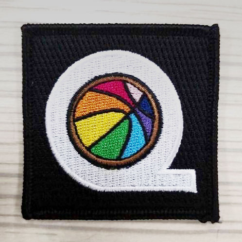 Embroidered Iron On Patch