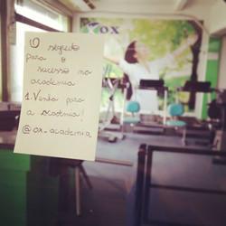 Ox Gym Tips
