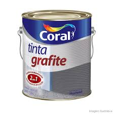 Coral Tinta Grafite