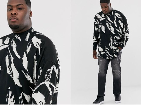 How the Menswear plus size market is gaining momentum