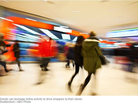 Digital Connections Are Enhancing the In-store Experience