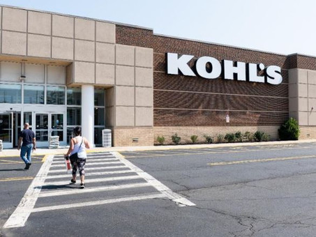 Kohl's announces sustainability targets for 2025