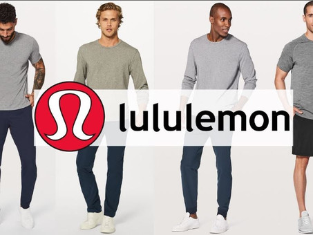 The future of Lululemon: Men's clothes, shampoo and bags