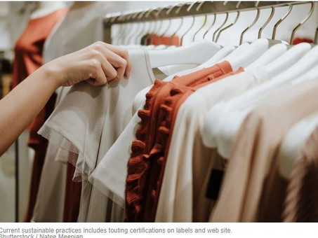 Fashion Tackles Sustainable Sourcing at Scale