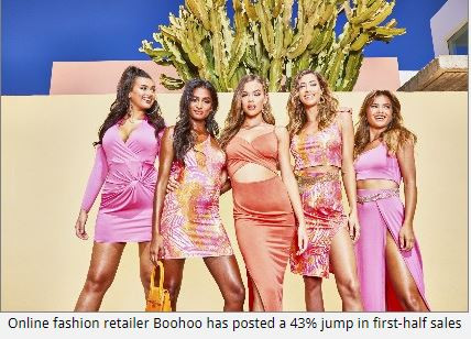 Boohoo bucks trend of UK retail lull - What the analysts say