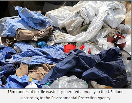Textile waste focus of Accelerating Circularity project