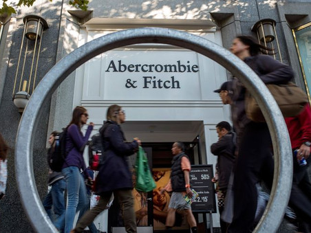 Abercrombie & Fitch CEO says smaller stores are the future (as it closes 3 of its largest stores