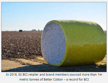 H&M, Gap Inc top Better Cotton sourcing leaderboard