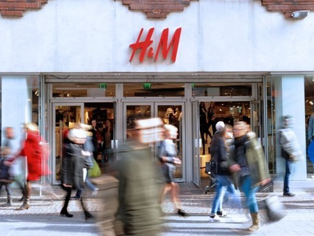 Fashion giant H&M Group explores greener transport options