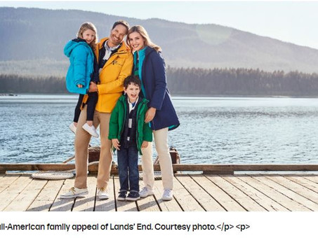 Lands' End Posts Strong Quarter and Year