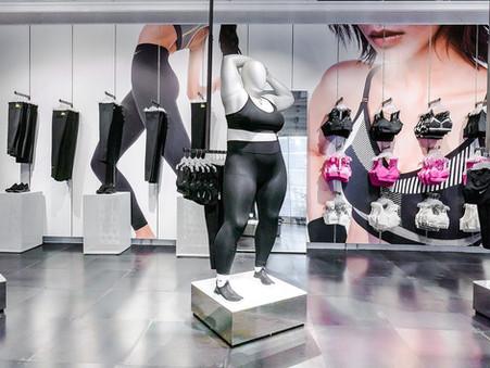 Nike's controversial plus-size mannequin is a brilliant business decision