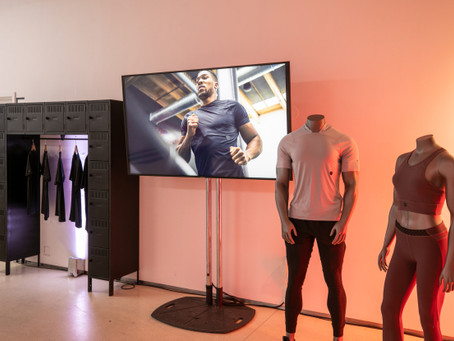 Train Like Steph Curry at Under Armour's Pop-up Performance Lab