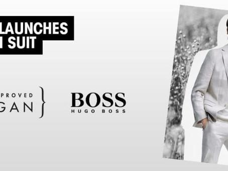 Hugo Boss releases first vegan men's suit