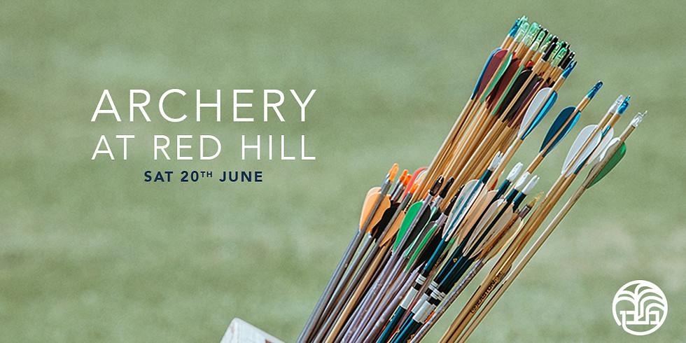 Archery 20th June