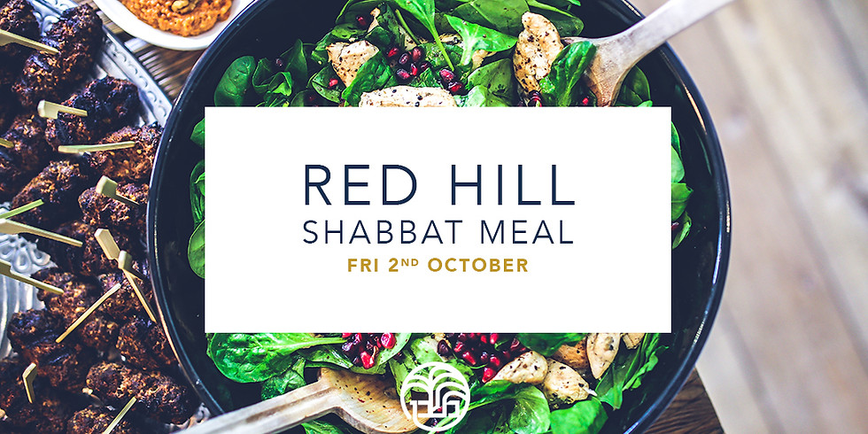 Sukkot / The Feast of Tabernacles - Shabbat Congregation Meal