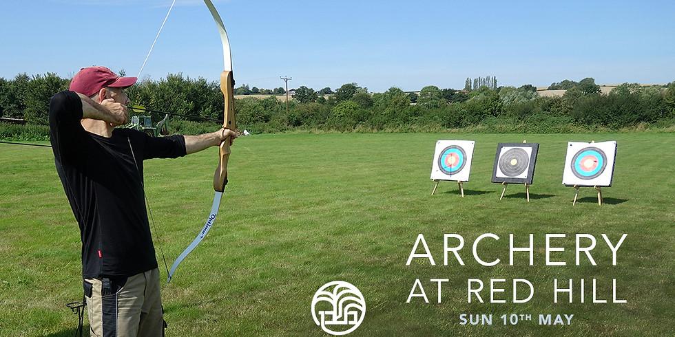 Archery 10th May
