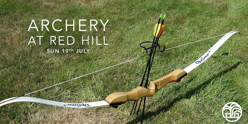 Archery 19th July