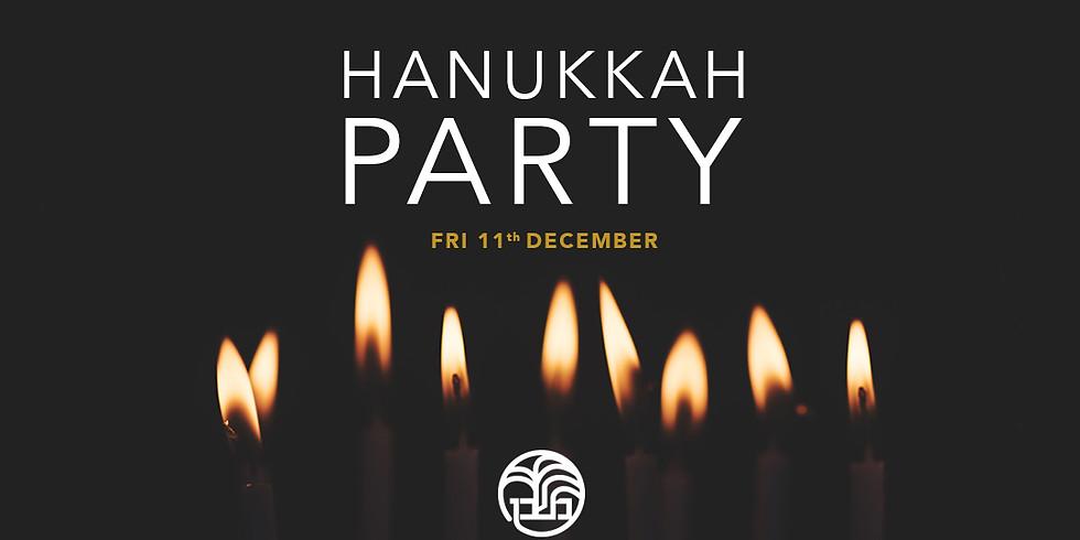 Hanukkah/The Feast of Dedication - PARTY!