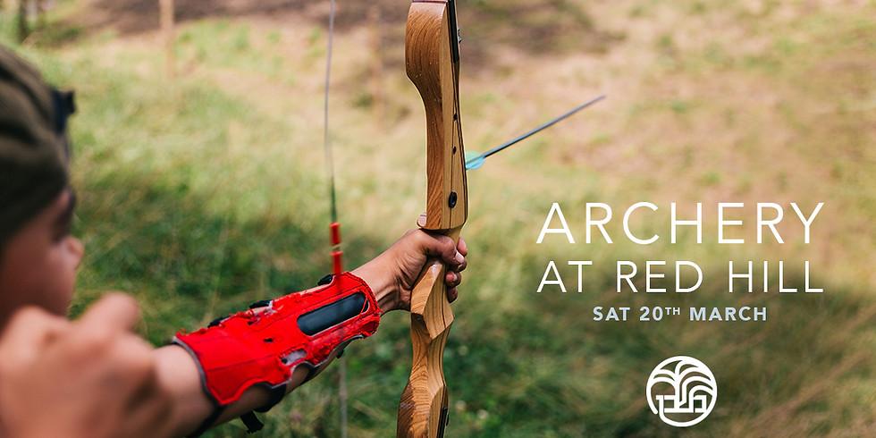 Archery 20th March