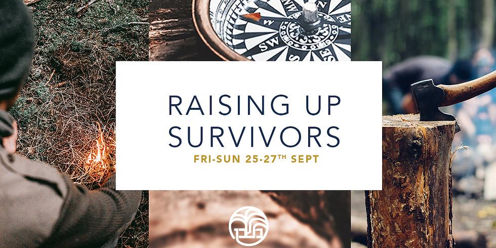 Raising Up Survivors!