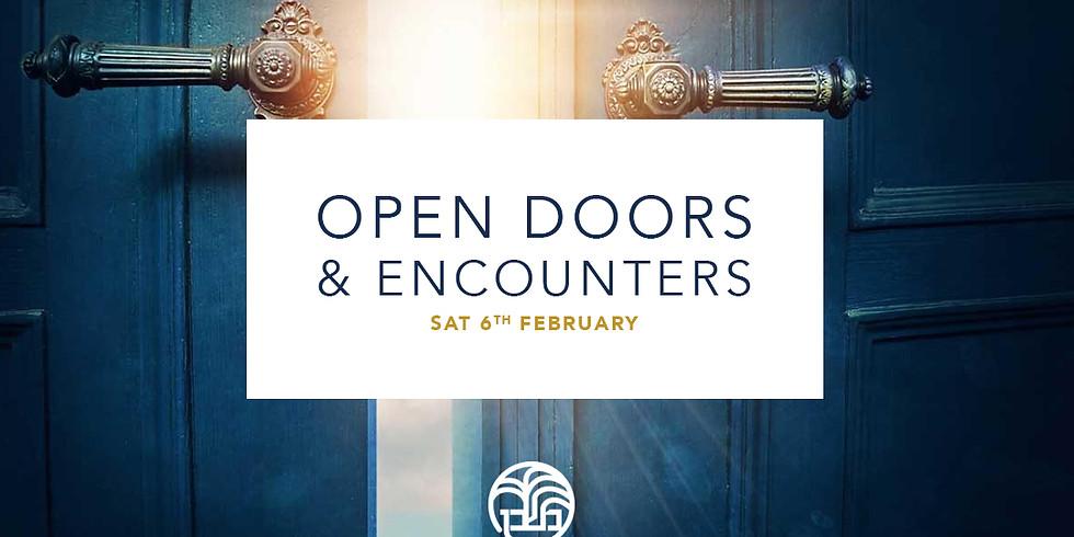 Open Doors and Encounters