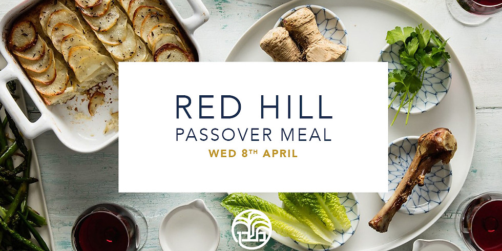 Passover/Pesach - Congregation Meal