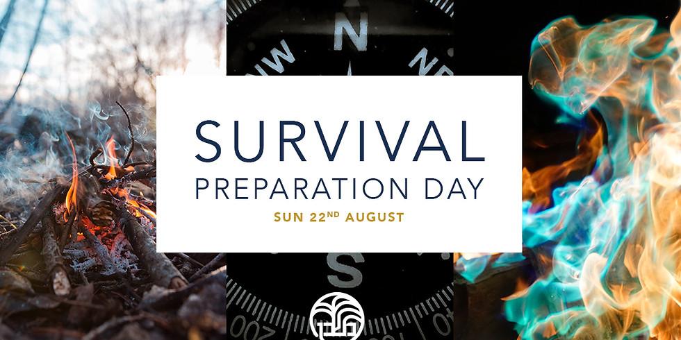 Survival Preparation Day