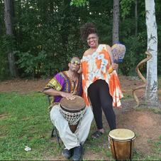 Shelia and Drummer